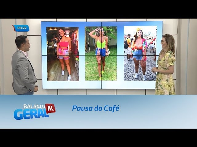 Pausa do Café: Looks para o carnaval