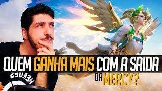 4 Heróis Que Voltam Pro Meta de Overwatch Após Nerf da Mercy | Meta Report #11