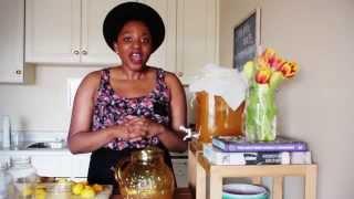 Organic Lavender Lemonade Recipe