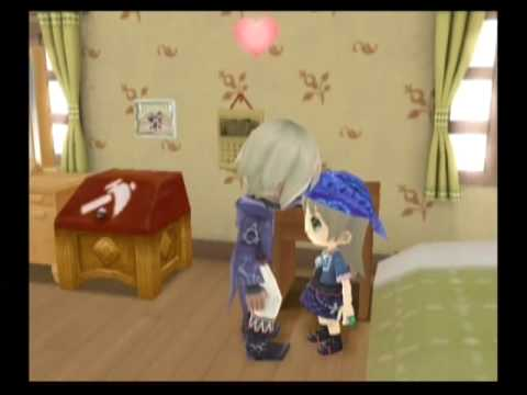 Harvest Moon: Animal Parade - Gale: Nurse Crystal - YouTube