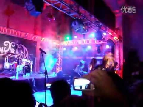 Moonsorrow- Tyven  Sankarihauta (Live in Harbin 2011-10-21)