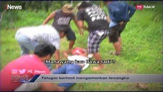 Penangkapan Penjual Sabu di Manado Diwarnai Aksi Tembakan Polisi Part 01 - Police Story 27/05