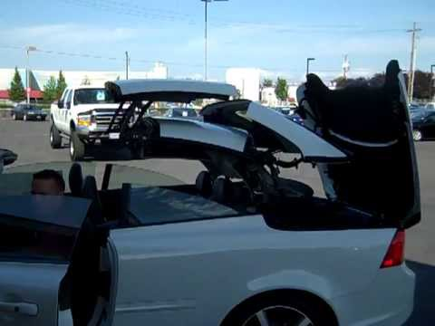 2011 Volvo C70 T5 Convertible At Sheppard Motors Youtube