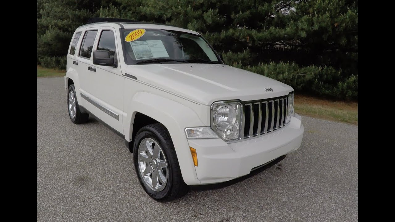 Attractive 2009 Jeep Liberty Limited 4X4|P10306   YouTube