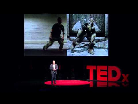 Virtual reality -- how the metaverse will change filmmaking | George Bloom | TEDxHollywood