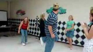 Cha Cha Slide Charlie Brown (at My Birthday)