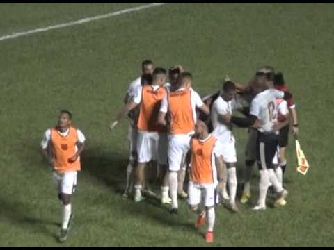 GOLS de BEC 5 X 0 VOTUPORANGUENSE - Jogo realizado em Barretos no estádio Fortaleza em 17/02/2016 (TV Barretos)