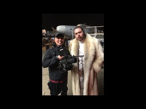 Shigg'y's BTS video of Post Malone ft. Ty Dolla $ign