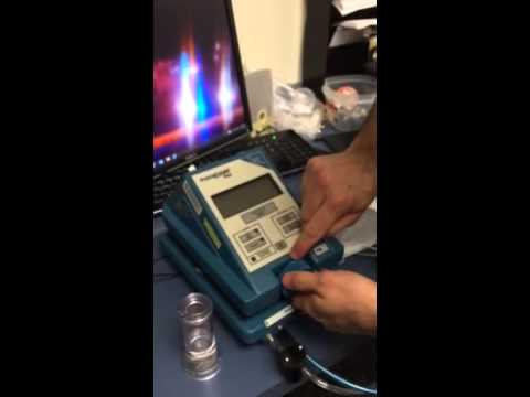 MIT EMS N95 fit-testing part 2: Prepping the machine