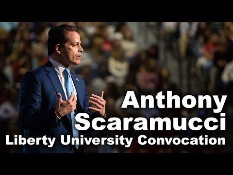 Anthony Scaramucci - Liberty University