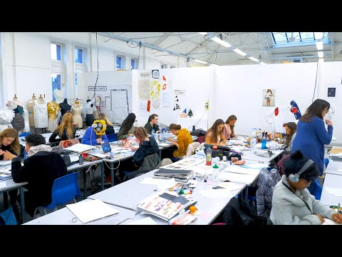 Leeds Arts University - Extended Diploma In Art & Design