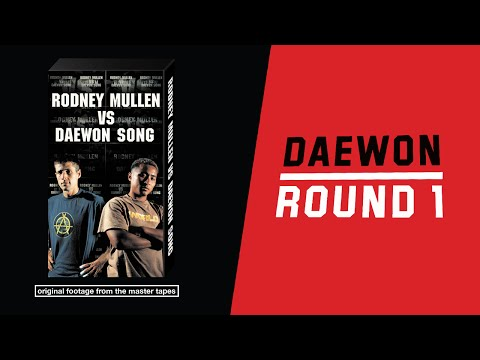 Rodney Mullen vs Daewon Song - Daewon Song Part