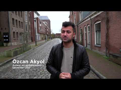 Schrijver Özcan Akyol (Eus): Erfgoed is van alle leeftijden