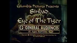 """Sinbad and the Eye of the Tiger"" - Original 1977 TV Spots"