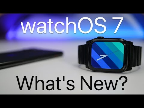 watchOS 7 is Out! – What's New?