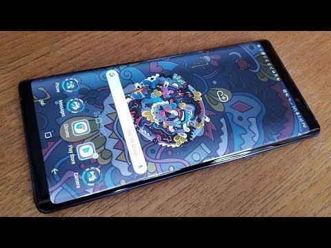 buy popular b3f3e 9abdd Top 5 Best Themes for Samsung Galaxy Note 9 - Fliptroniks.com