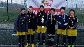 CZ11-FC Yellow na Wyprawie pod Wrocławiem-MKS Siechnice Cup 2018- Dekoracja i Zakończenie