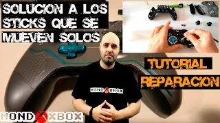 Tutorial: Reparación Sticks Analógicos que se mueven solos y quedan fijos en una posición.Xbox one
