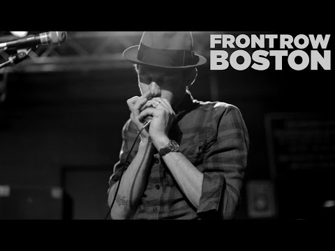 Front Row Boston | Nathaniel Rateliff - You Should've Seen The Other Guy (live)