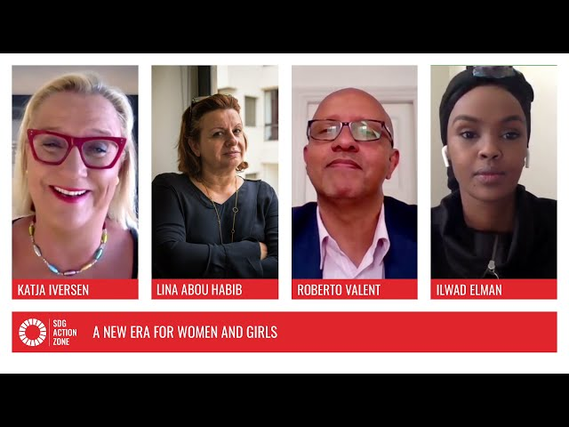 Panel – A New Era for Women and Girls