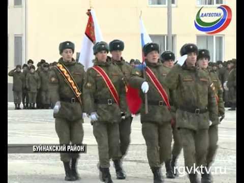 22 года со дня основания празднует 136-я отдельная мотострелковая бригада в Буйнакском районе