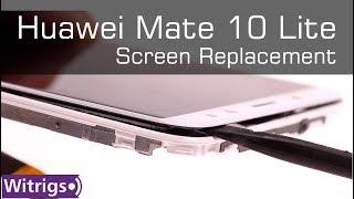 Huawei Mate 10 Lite Screen Replacement - Huawei Honor 9i / Huawei Nova 2i