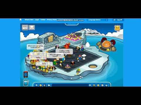 Tipping the Iceberg AGAIN on Club Penguin Rewritten (NOT CLICKBAIT)