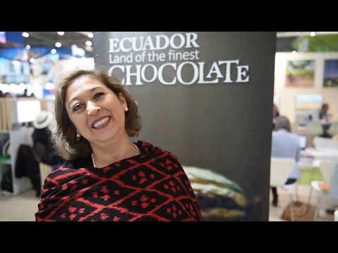 Patricia Palacios de Naranjo, undersecretary of international relations, Ecuador