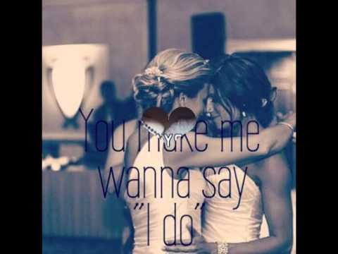 Lesbian Love Quotes Images Best Lesbian Love Quotes  You Make Me Wanna Say I Do  Youtube