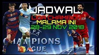 jadwal-liga-champion-malam-ini-28-29-november-2018