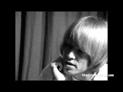 Brian Jones & Charlie Watts talk about success in 1965 (Charlie is my Darling - Ireland 1965)