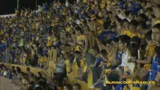 Tigres vs León   Ambiente desde la 6b YouTube Videos