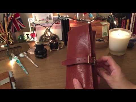 Superior Labor Leather Carrier Setup