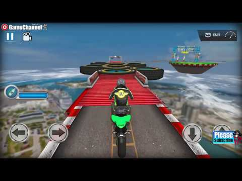 Impossible Bike Ride Games / Play Impossible Racing Games / Android Gameplay Video #2