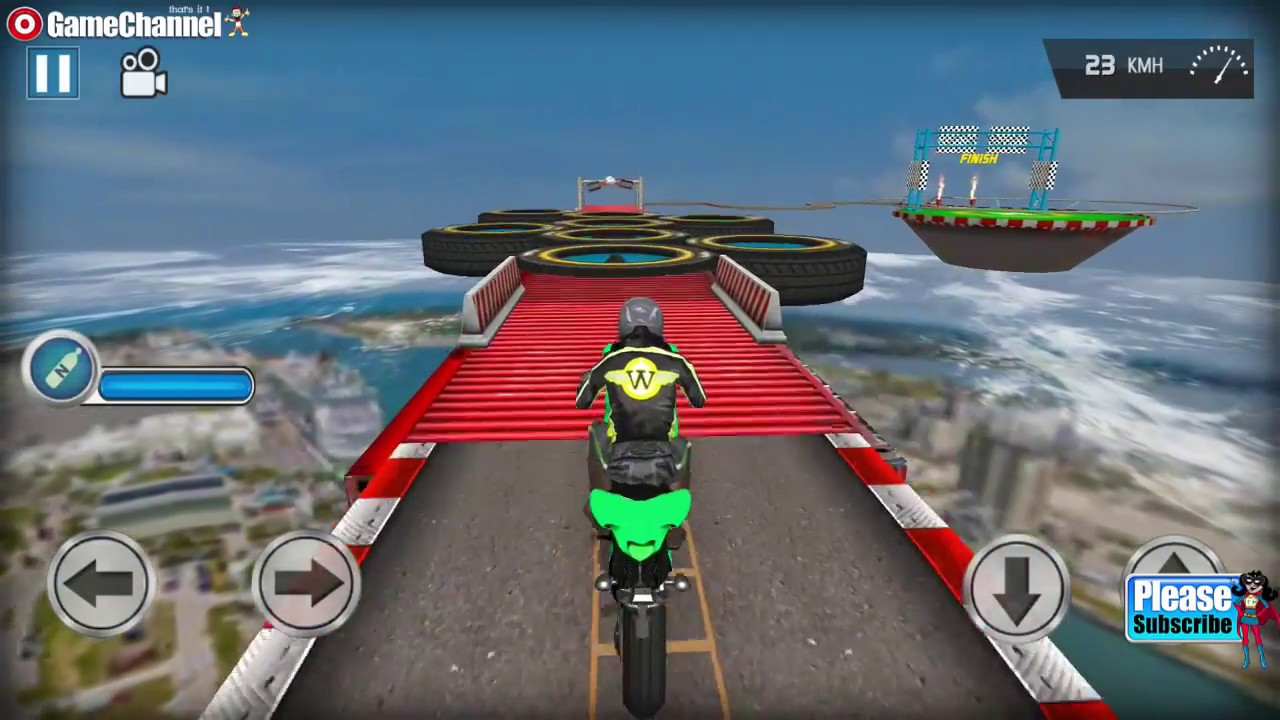 Impossible Bike Ride Games Play Impossible Racing Games