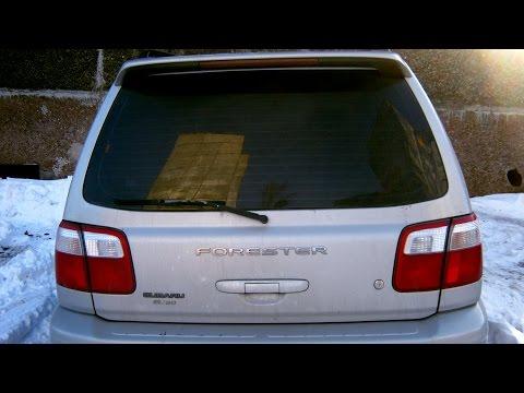 Видео Ремонт замка багажника