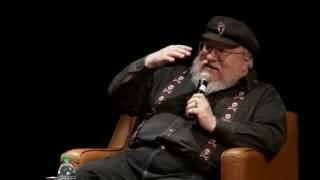 Entrevista George R. R. Martin e Stephen King - Legendado