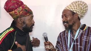 Videointerview, Lutan Fyah @ Reggae Jam 2014, 01.-03.08. Bersenbrück