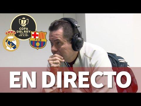 Real Madrid vs Barcelona | Segunda parte con RONCERO en DIRECTO I Diario AS