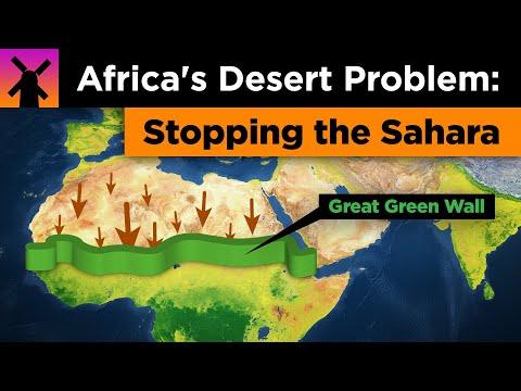Africa's Desert Problem: How to Stop the Sahara [2021]