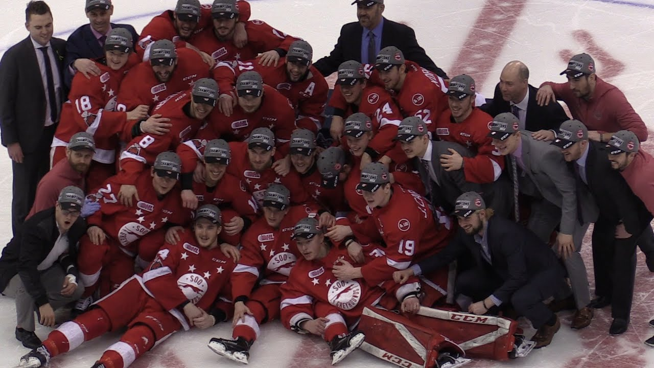 VIDEO: From double overtime to the OHL final - SooToday com