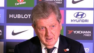 Chelsea 3-1 Crystal Palace - Roy Hodgson Full Post Match Press Conference - Premier League