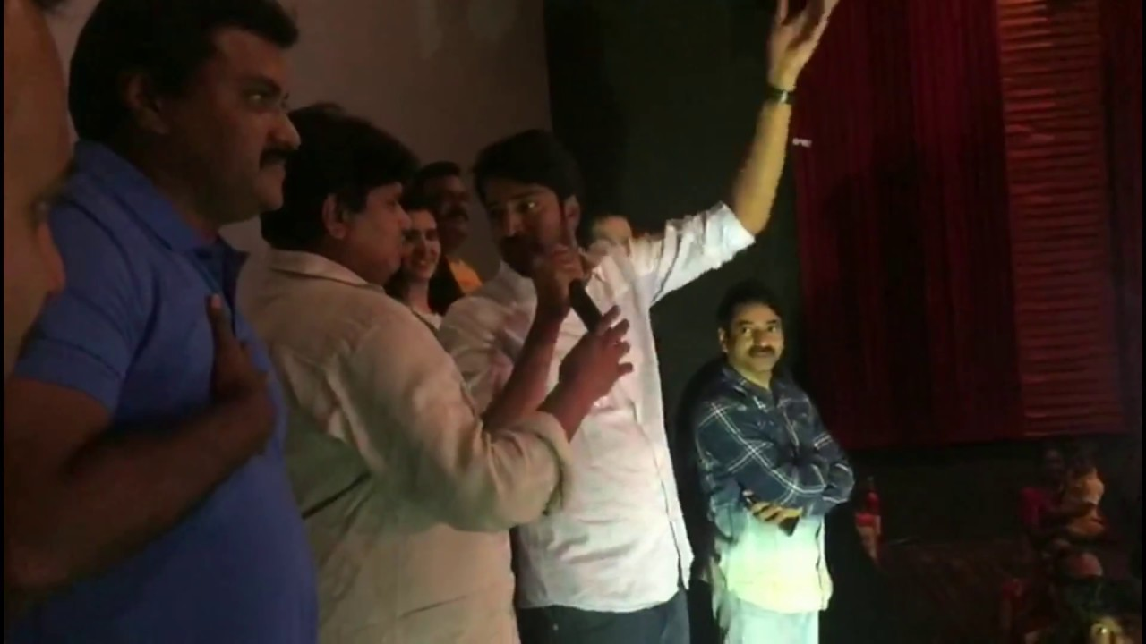 SillyFellows Team Success Tour || Latest Movie 2018 - Sunil | Allari Naresh