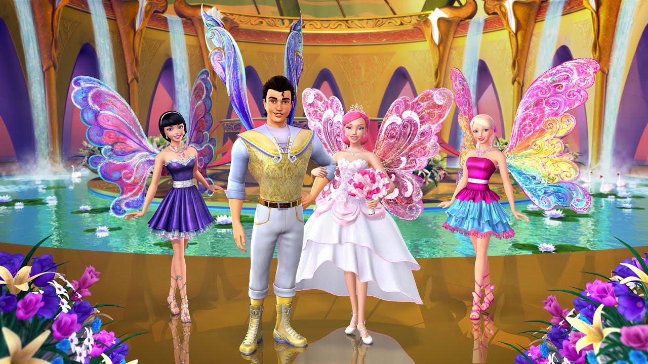 Barbie et le secret des f es 2 film complet en francais - Le jardin secret film complet en francais ...