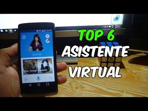 Top 6 |  Apps para Android 2016 Asistente Virtual