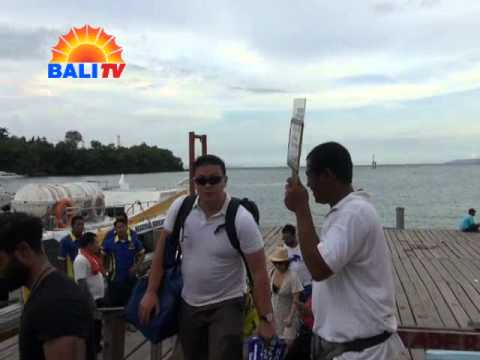 BALI CHANNEL TOURIST TV - BALI TV TRIES EXOTIC BALI & GILI PACKAGE