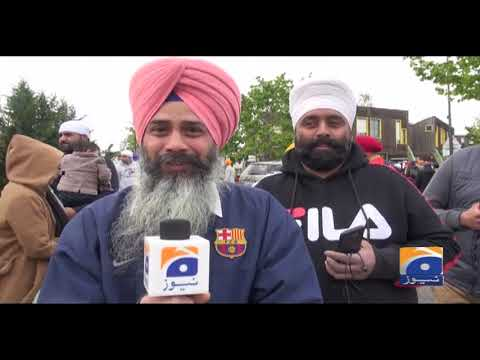 Geo News Special - Sikh Community Thanks Pakistan to Open Kartarpur Corridor