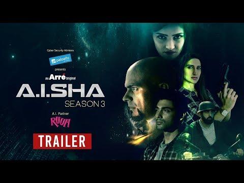 A.I.SHA My Virtual Girlfriend Season 3 Trailer | Streaming NOW | An Arré Original Series