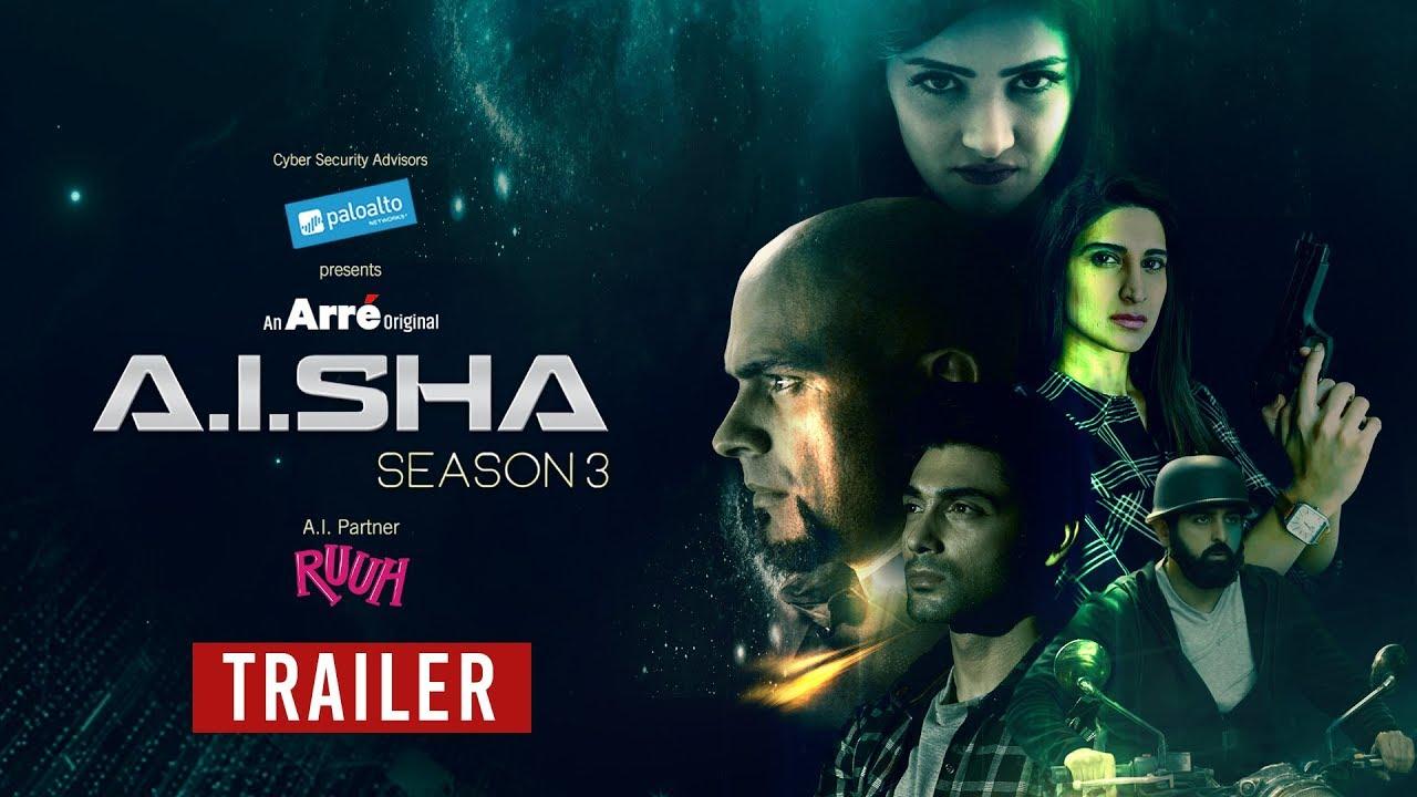 A.I.SHA My Virtual Girlfriend Season 3 Trailer | Streaming NOW ...