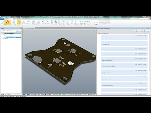 SolidWorks PCB Connector - Designing Electrical for Mechanical